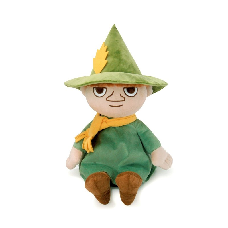 Moomin Moomin series melancholy authorization [Akin sitting genuine authorized] life on super soft short fiber texture was good nap right doll healing system Goods