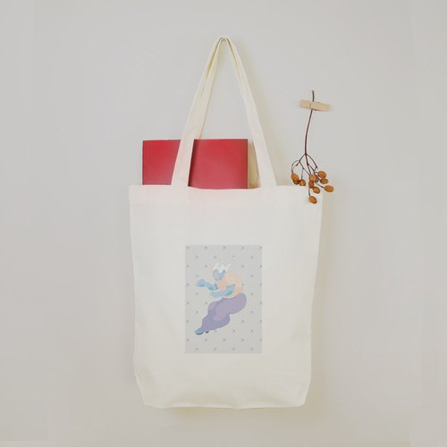 Child - Character Modeling Canvas Bag