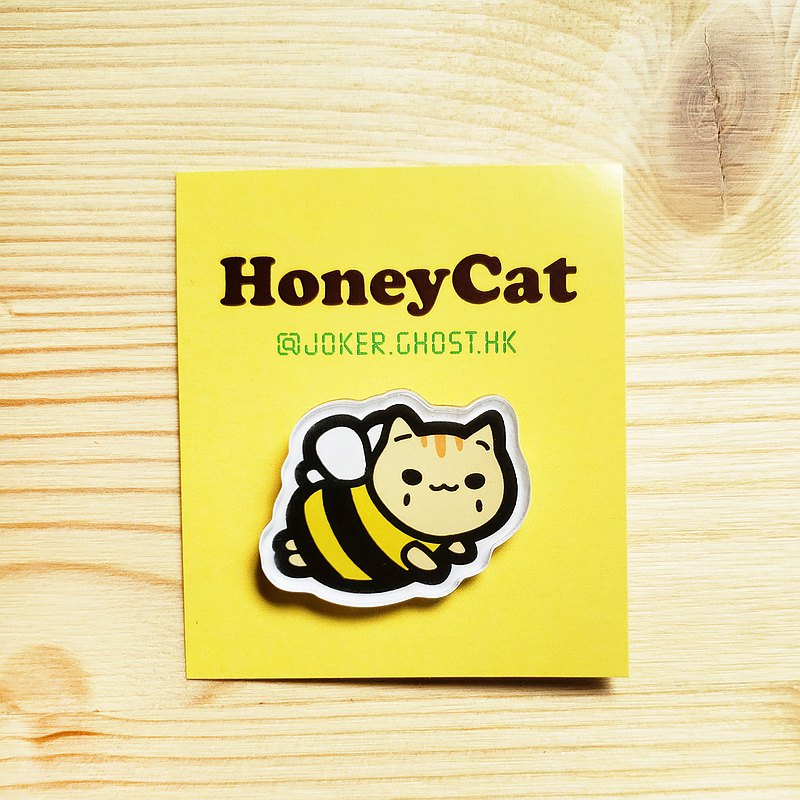 Badge | Bee Candy