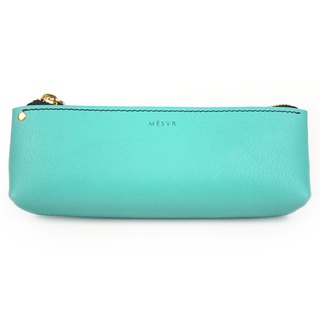 [ALRAN]|Pencil Case L|Zipper Pouch Silver Kraft