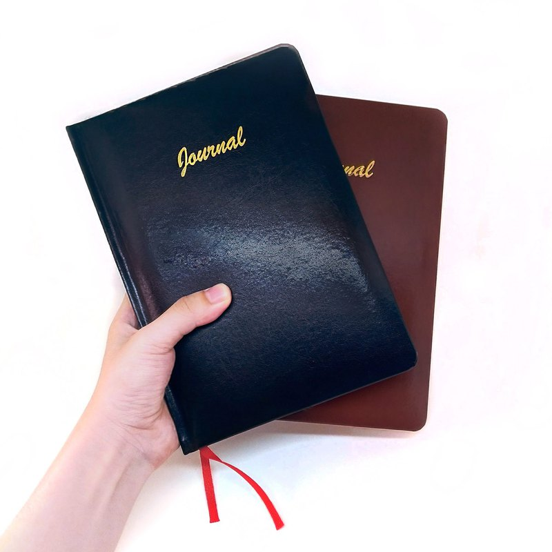 Vintage imitation leather delicate notebook | JOURNAL