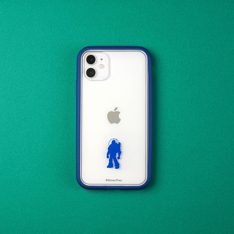 Mod NX Frame Back Cover Dual-use Phone Case/Toy Story-Buzz Lightyear Silhouette Edition iPhone