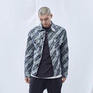 DYCTEAM -Jacquard Jacket