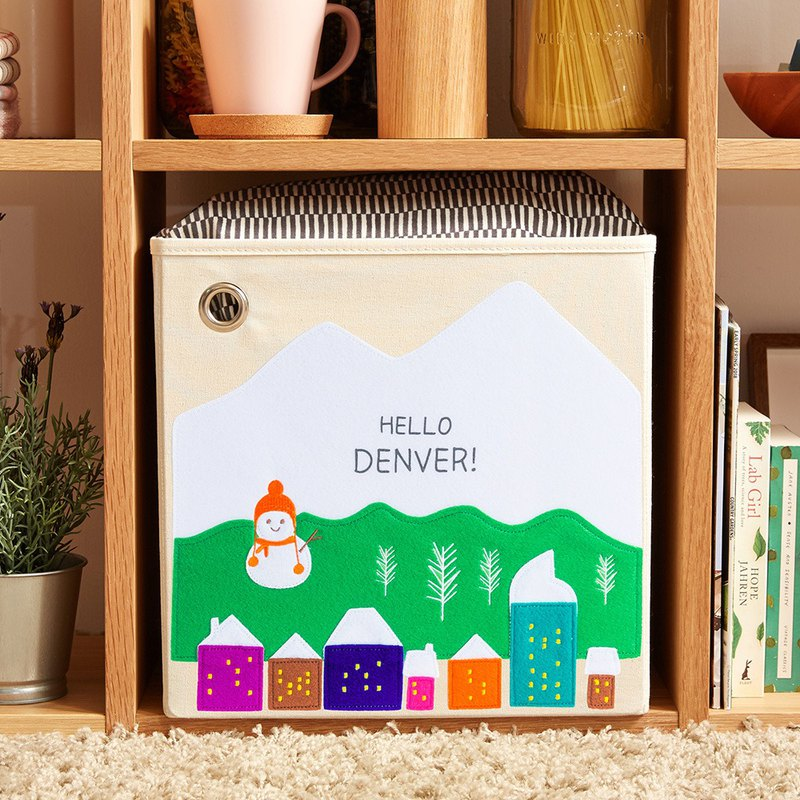 Hello ! Denver Denver - Toy Storage Box