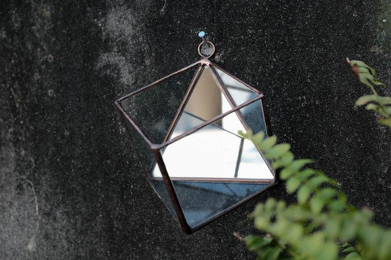 溫室 | 立體鏡面壁掛盒