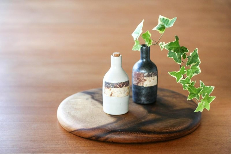 Antique city wine bottle mini (1 piece)