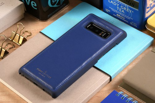 STORYLEATHER customized NOTE 8 Style N8-1P back protective shell