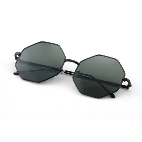 Korea Hybition sunglasses Stardust Original Black / Black Lens Star angular black frame / black lens