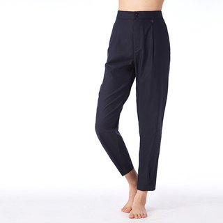 [MACACA] City Discount Pants - BSE7861 Black