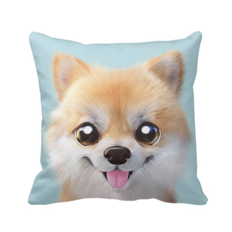 Plush Pillow