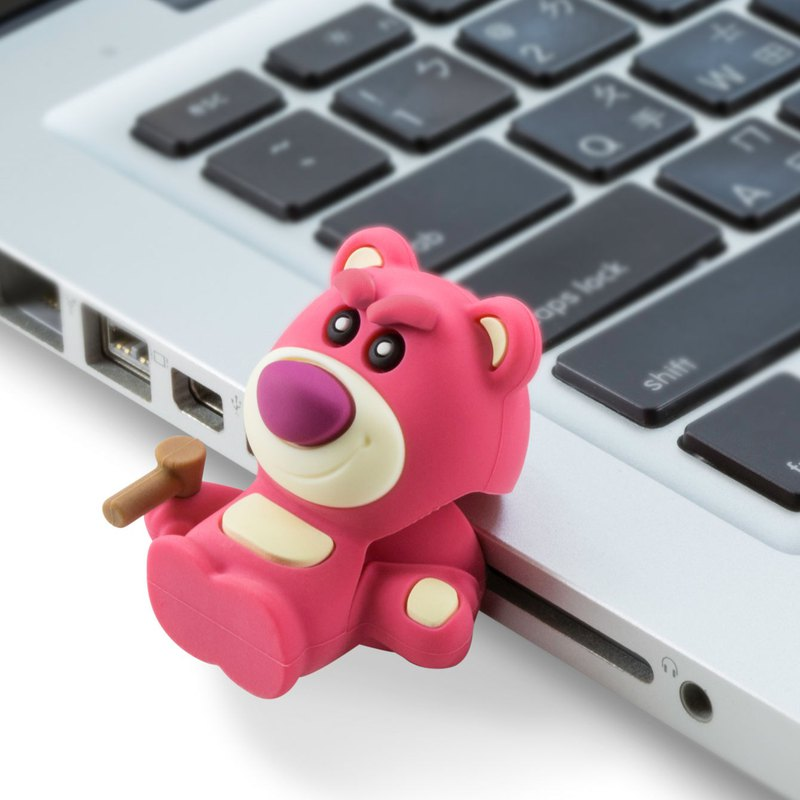 Bone / Bear Huge Portable 3.0 (32G) [Support USB 3.0 High Speed Transmission]