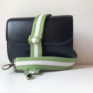 Hand strap cotton woven strap backpack strap can be adjusted to replace the canvas strap