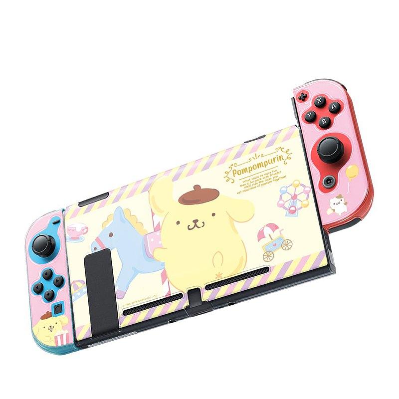 【Hong Man】三麗鷗系列 任天堂 Switch 保護殼 - 布丁狗