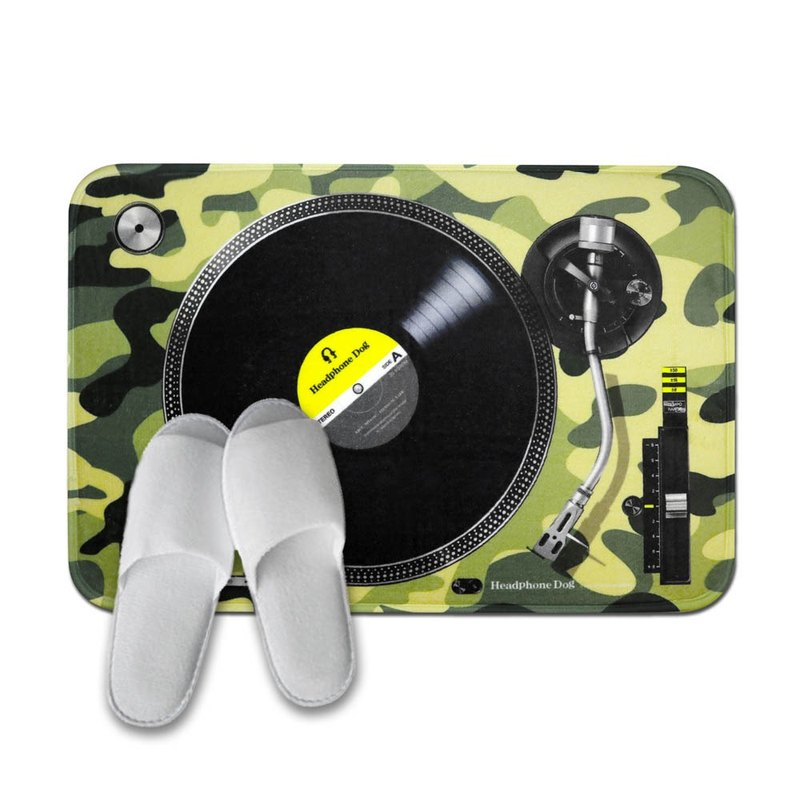 TurnTable Mat (L) 60X40CM -HeadphoneDog CASA