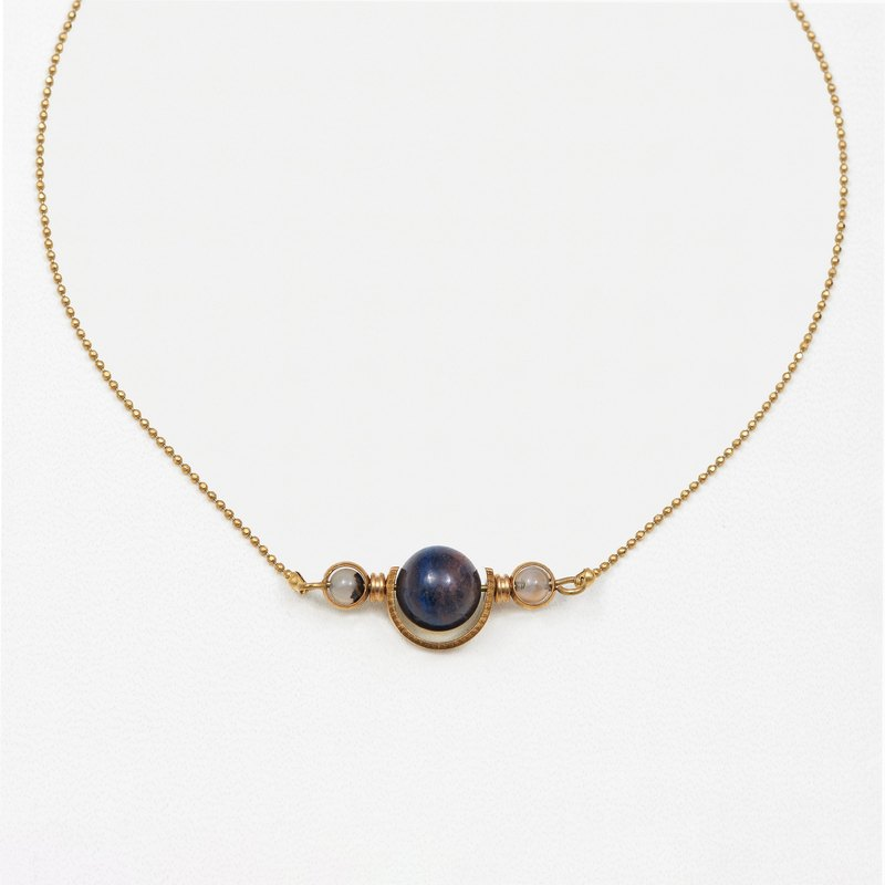 C-type Planets Necklace
