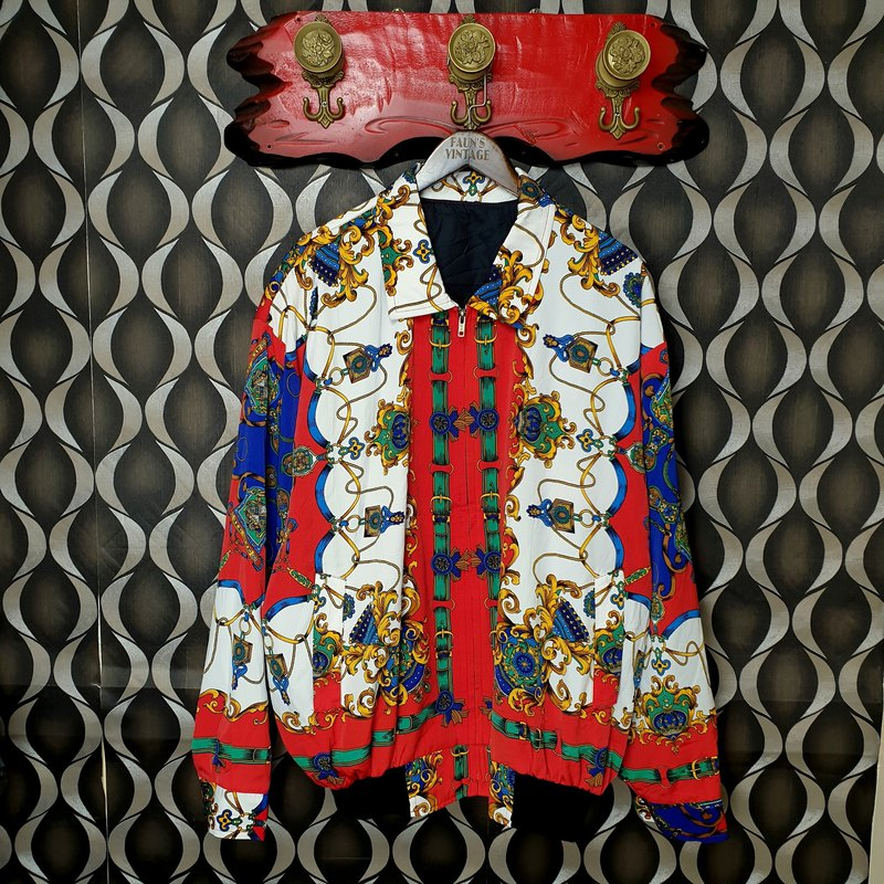 Little Turtle Gege - Japan - Royal Totem Thin Jacket