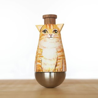 Wensen Flute - Orange Cat Kazoo KAZOO Doll