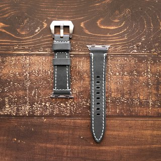 Apple Watch 38mm Strap。Leather Stitching Pack。BSP083