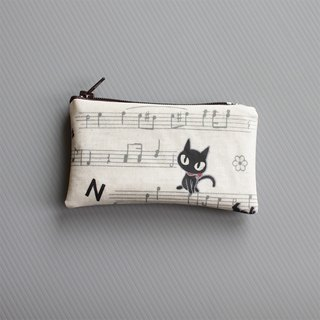 Cool cat purse No.2 (only one)