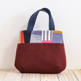 Walking bag - Burgundy EH110