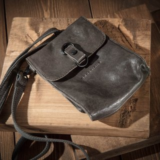 Amdacious Warwick Leather Pouch
