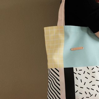 Tote bag : PASTEL MOOD