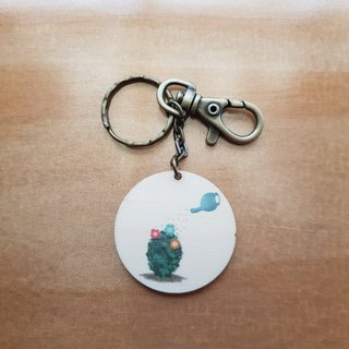 Key ring - take care of it