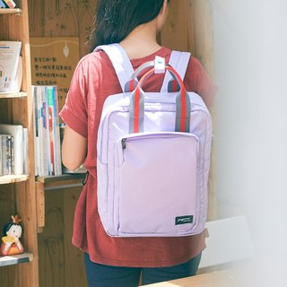 TRAVO 1.5 - TRAVEL BACKPACK - Iris Purple