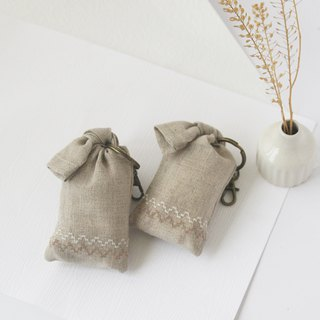 - New Arrival - Portable Oil Fragrance Bag - Strength - Silent Wood