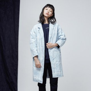 DYCTEAM x BLUE MONDAY - Coat