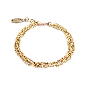 [UNA- excellent Na] handmade wild _Ⓔ basic shape models copper brass chain bracelet