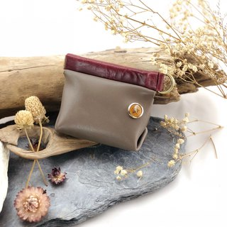 Shrapnel three-dimensional multi-functional small bag --- coin purse / small bag / storage / key / headphone