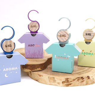 Small clothes hanging fragrance - Four Seasons