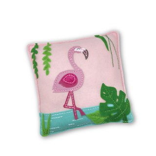 Fairy Land [Material Pack] Red Crane Pillow