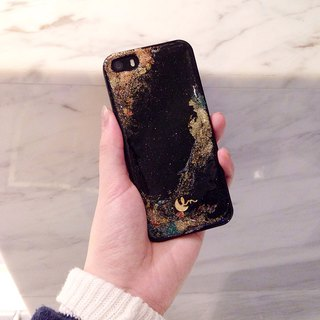 DEVIS - PHONE CASE / BLACK