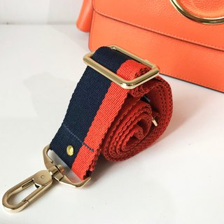 Handmade strap with cotton woven strap backpack back strap strap