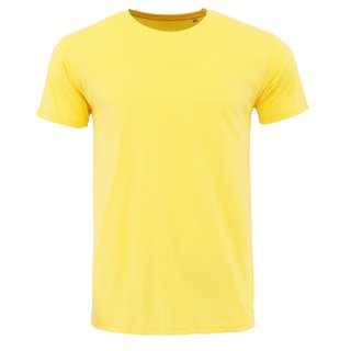✛ tools ✛ ultra-textured cotton Tee men yellow size range :: :: :: soft and comfortable breathable ::