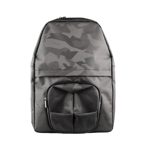 ORIBAGU Origami Bag - Black Camouflore Orangutan Backpack