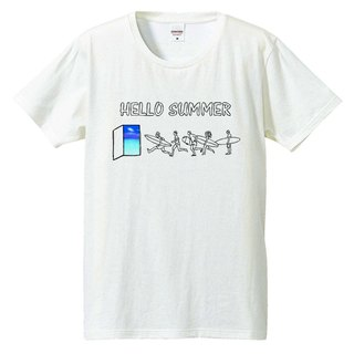 [T-shirt] Hello summer