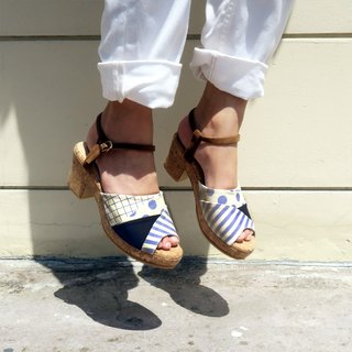Color-Changing Sunny Day Sandals - Blue