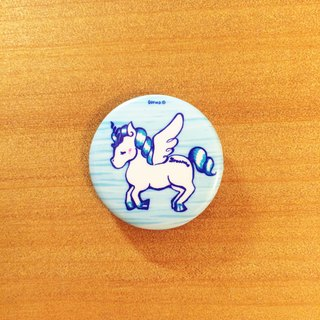 Darwa - Dream Unicorn - Badge
