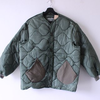 東星自製Remake M65 liner jacket