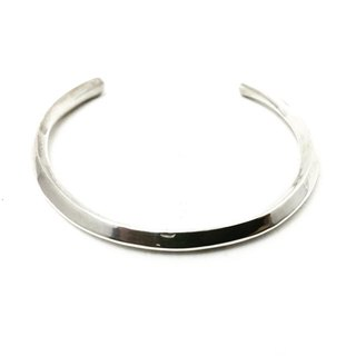 Sterling Silver Bracelet - Soft in the hard.