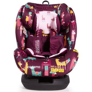 British Cosatto All in All Car Seat – Llamarama