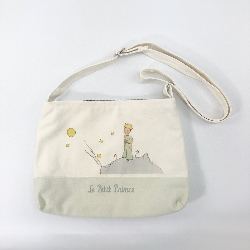 Little Prince Classic License - Color Shoulder Bags (White), CB15AA02