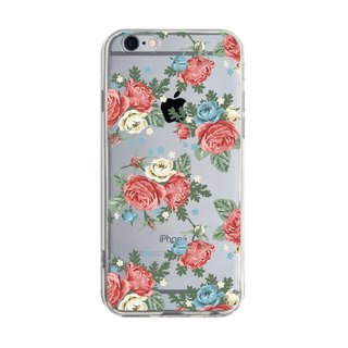 Custom English Rose Garden, transparent Samsung S5 S6 S7 note4 note5 iPhone 5 5s 6 6s 6 plus 7 7 plus ASUS HTC m9 Sony LG g4 g5 v10 phone shell mobile phone sets phone shell phonecase