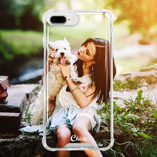Customized anti-gravity anti-fall mobile phone case