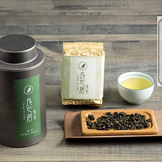 Hehuanshan high cold oolong - single can gift box