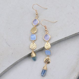 Crystal Earrings 1047 (Toot)