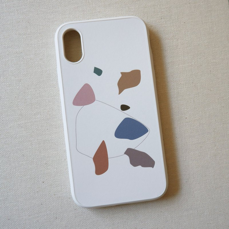 Terrazzo Terrazzo / Rhinoceros Shield solidsuit phone case